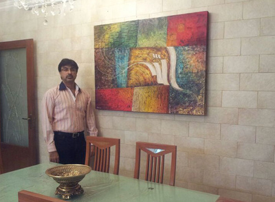 Salva Rasool - art & beyond - Yasin Merchant