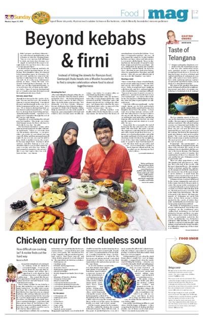Salva Rasool - art & beyond - DNA, Mumbai - 22nd Aug 2010, pg 12