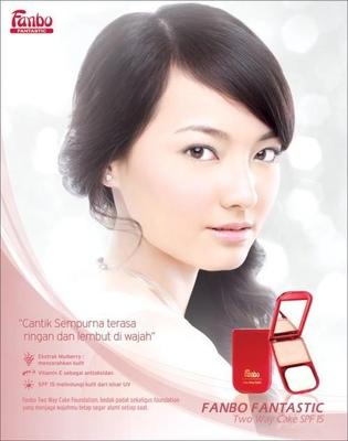 PATRISHIELA - Fanbo Cosmetic Print-Ad