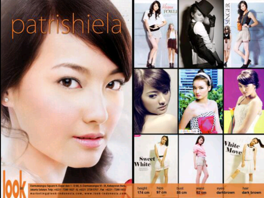 PATRISHIELA - look-indonesia.com