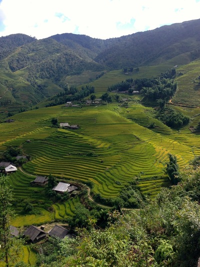 Glenn Cory Imagery - Taken in Sapa, Vietnam by Karin