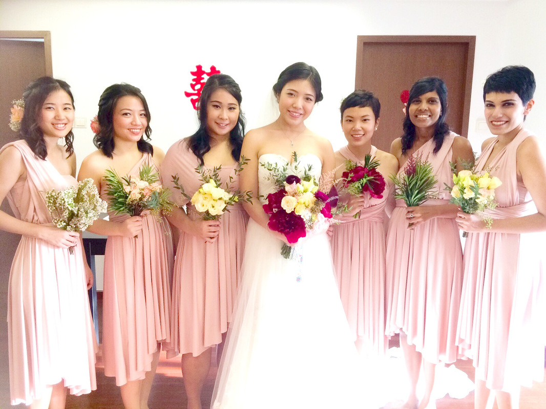 Events stylist Singapore -