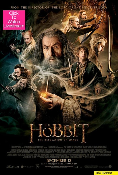 Watch The Hobbit The Desolation of Smaug Movie Online -