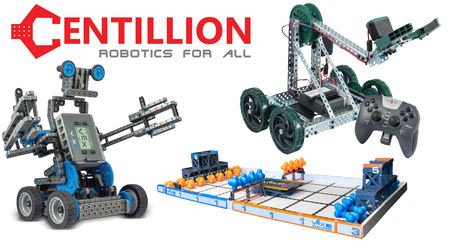 AZLAN ANDI - Centillion Robotics is a company based in Hong Kong selling robotics product under VEX robotics (USA). Im creating marketing materials such as social media design, business card, letterhead, brochure, buntings, videos and event support.