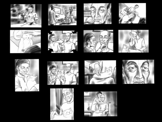 Augustus Tan — Storyboard Artist & Illustrator -