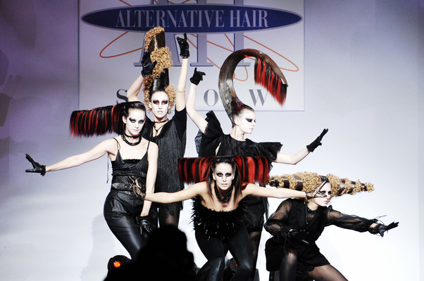 Michael Barnes - Alternative Hair Show