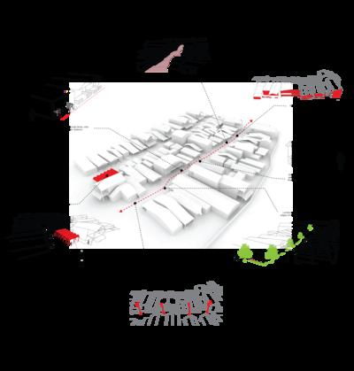 Onur Ekmekci - Surabaya (Indonesia) MRT Concept Plan