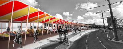Onur Ekmekci - Sundbyberg-Stockholm Vision 2050 and New Market Square