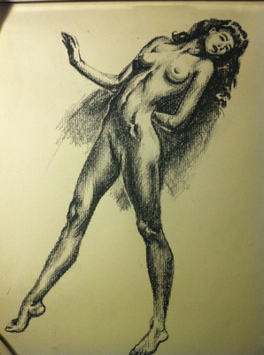 Montana Jade - Nude Study