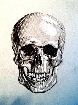 Montana Jade - Anatomical Study