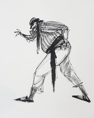 Gesture Drawings - themarkdizon