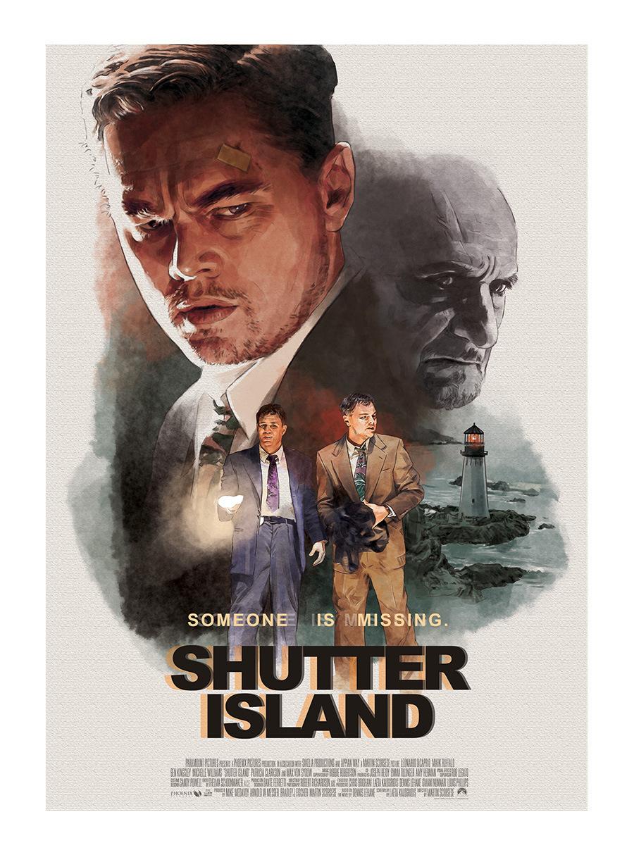 HANSWOODY - Shutter Island