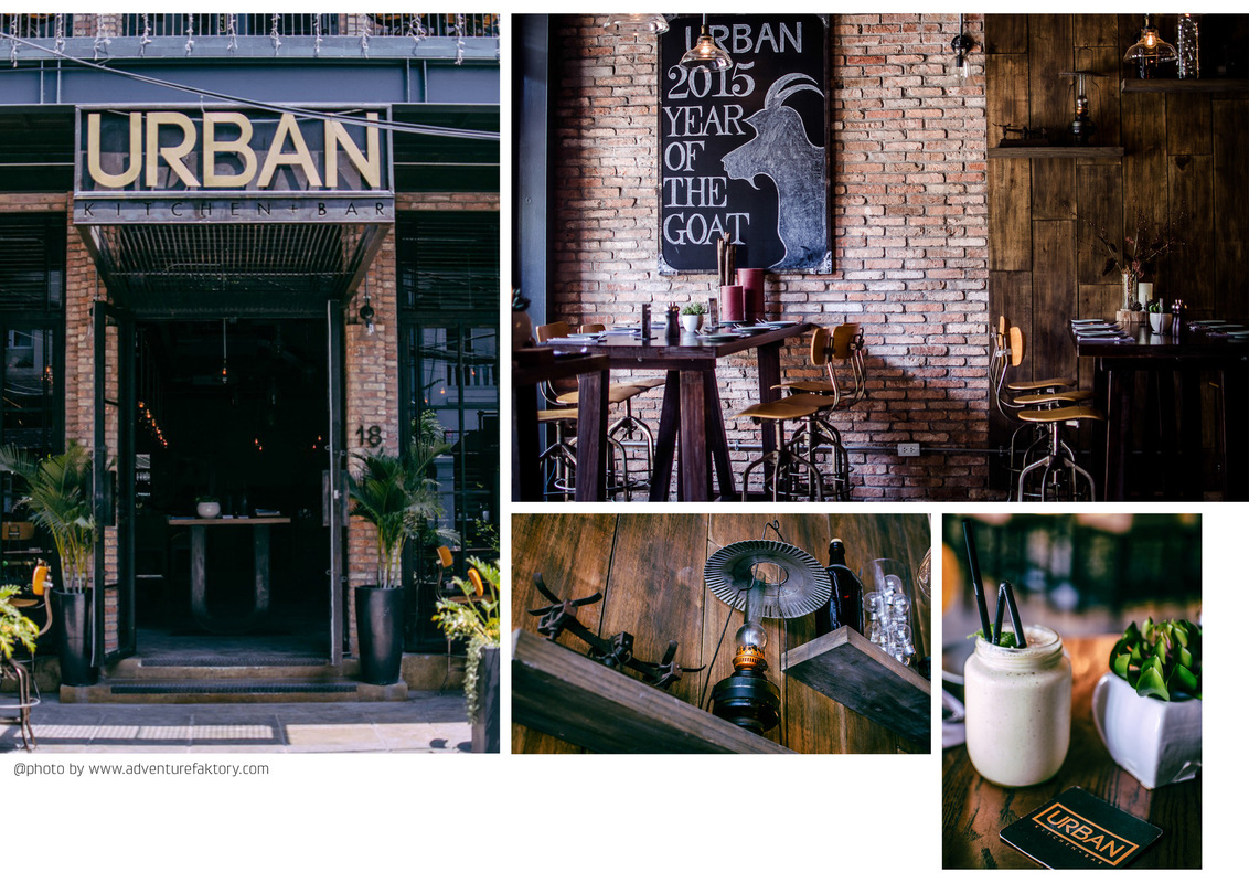 Cung Studio - Urban Restaurant 12/2013 - 8/2014 Ngô Văn Nam, HCM city, VN