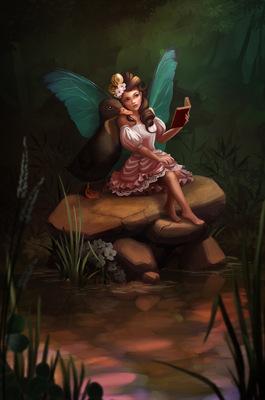 Janette Ramos - Digital Artist -