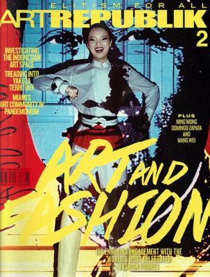 XINDI SIAU - Art Republik issue 2