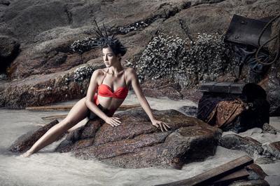 XINDI SIAU - SupermodelMe Photographer: Benjamin Von Wong