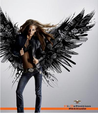 XINDI SIAU - Harley Davidson