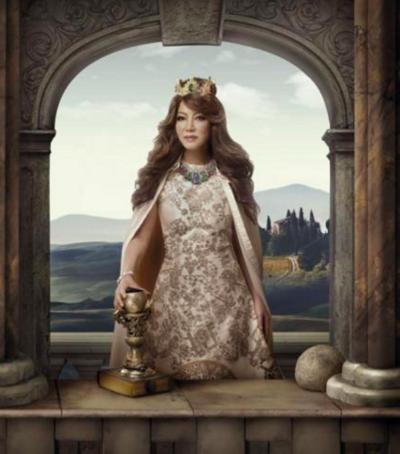 XINDI SIAU - Golden Royal Crown