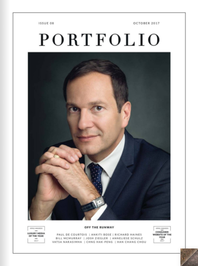 XINDI SIAU - Portfolio Magazine