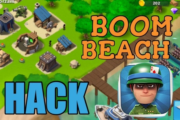 Boombeach Cheat -