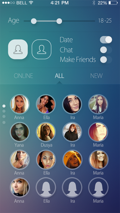 Elite dating apps threaten