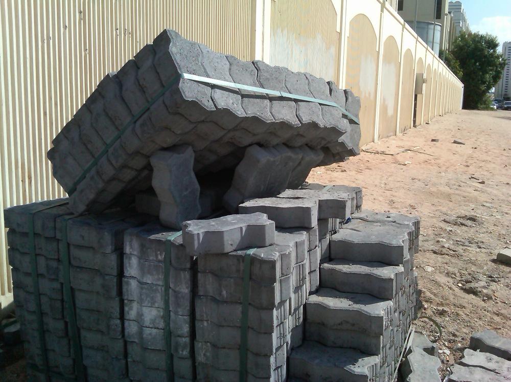 Jonny Farrow - Ton of Bricks. 2015