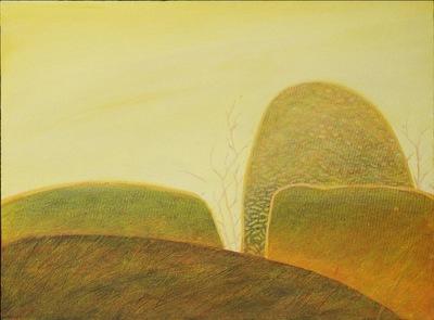annparry art - Summer Landscape 1