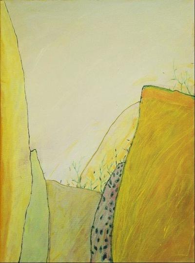 annparry art - Summer Landscape 3