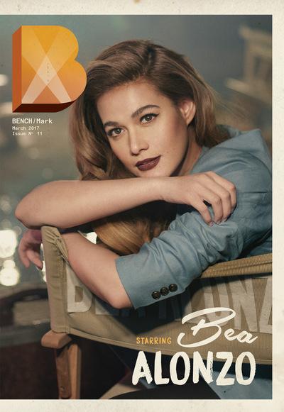 MJ BENITEZ - Bea Alonzo, Benchmark Magazine (March 2017)