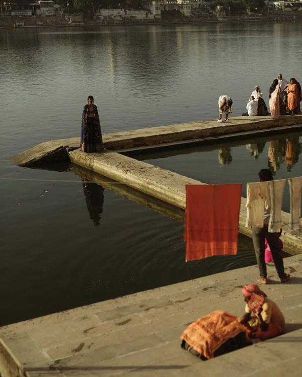 A Little Fly - Karishma Khanduja Festive 2020 / Tenzin Lhagyal