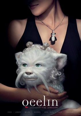 Darren Gabriel Leow - Qeelin Legendary Fine Jewellery