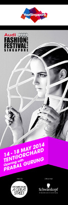 Darren Gabriel Leow - Audi Fashion Festival 2014