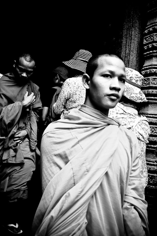 Caught In Time - Angkor Wat, Siem Reap, Cambodia