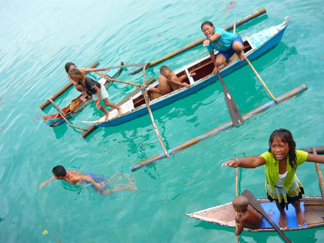 Caught In Time - Bohol