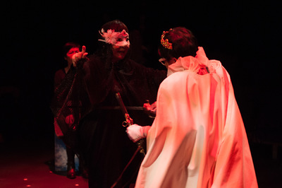 Ainsley So - Golden Aged Theatre 2015 - 女士層龍
