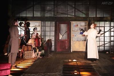 Ainsley So - Jonathan Holloway's Jekyll & Hyde