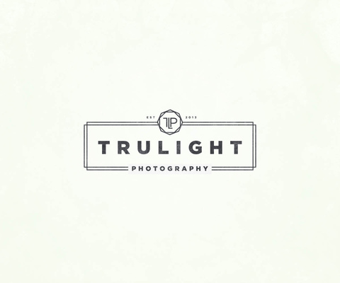 BY V - Trulight Photography - Logotype