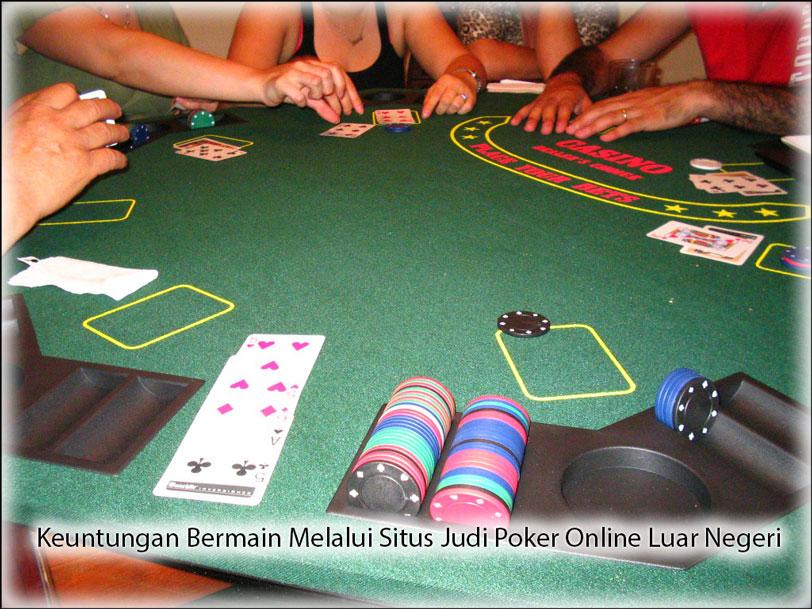 Situs Agen Judi Poker Online Terpercaya