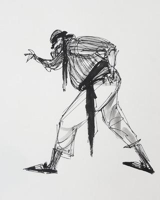 Gesture Drawings - themarkdizon