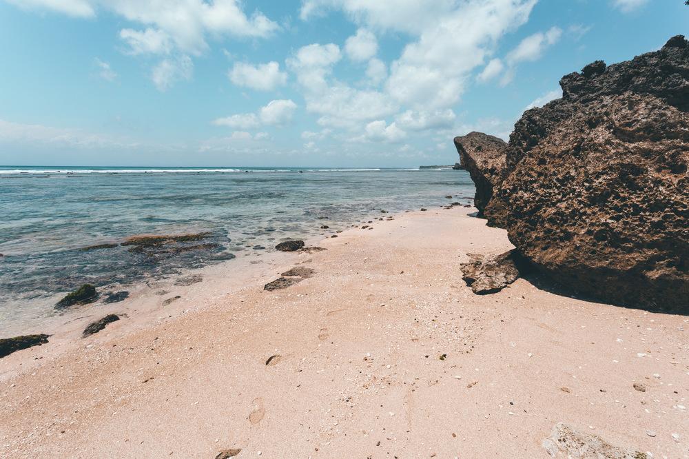 Andrea Dal Soglio - PADANG PADANG BEACH - Bali, Indonesia