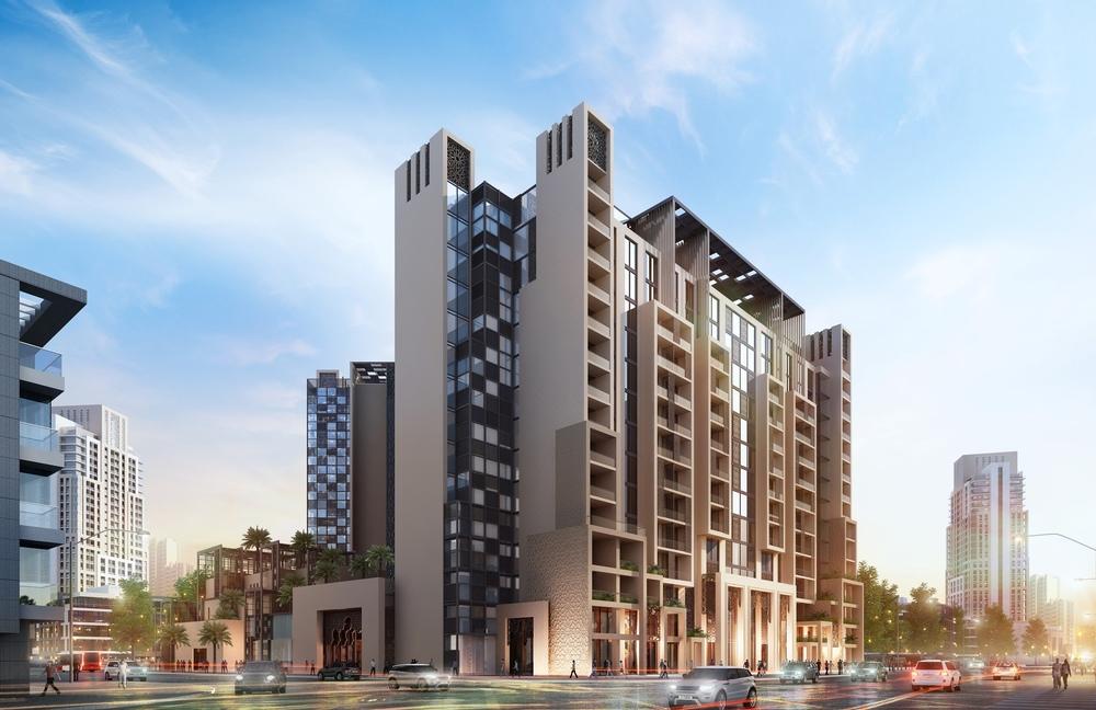 Sneha Menon - TIME Mixed Use Hotel, Dubai