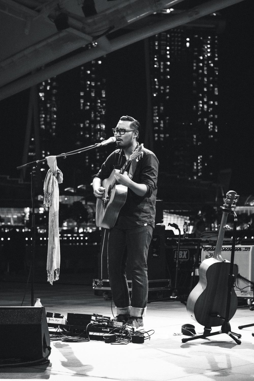 Marcus Wong - MUSIC