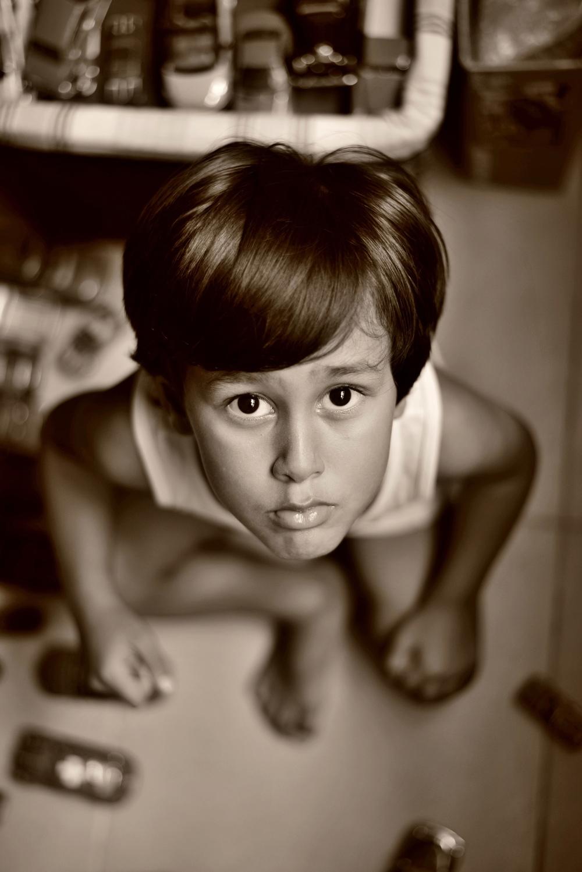 Guylain Blackburn - Portraits