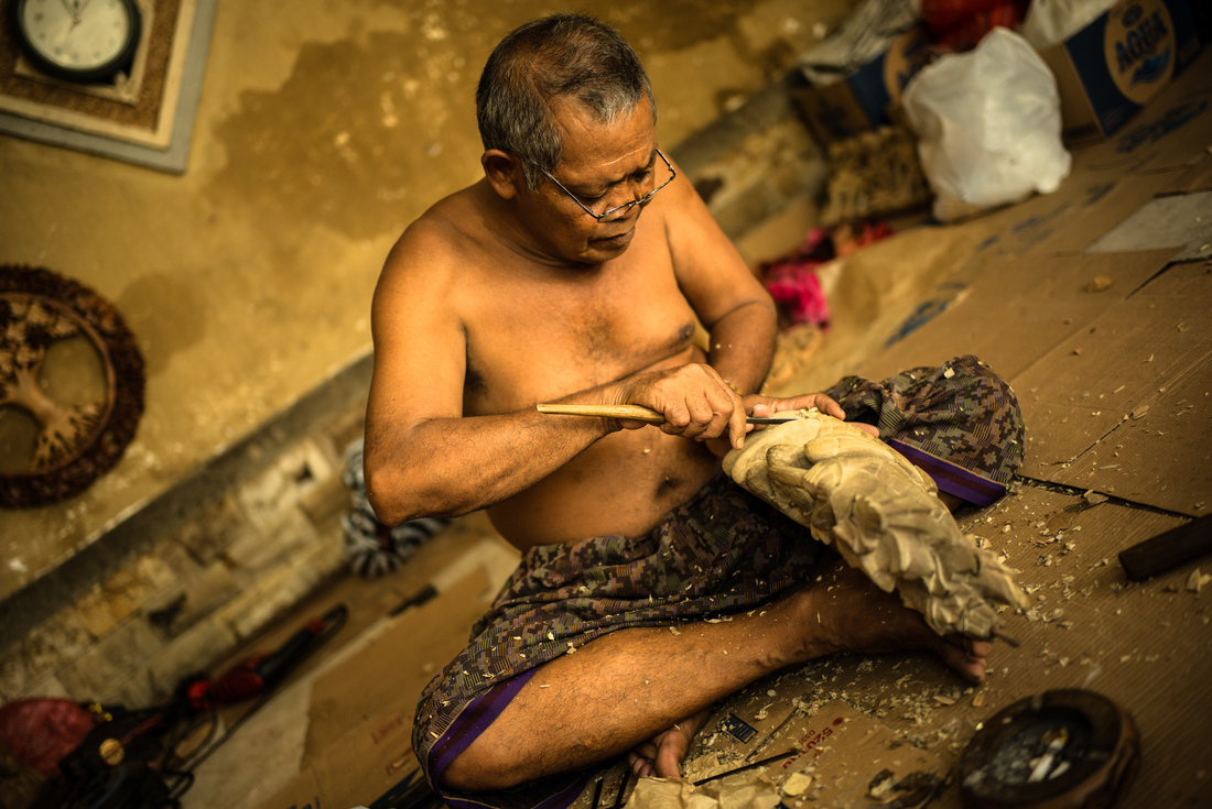Tatas Brotosudarmo - Bali and the People