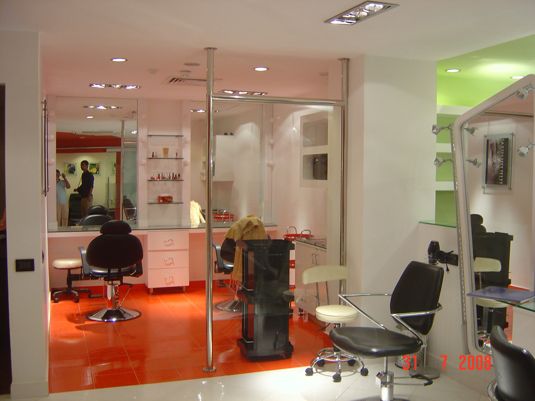 Arcare Design Studio - Mahrani Saloon Sukh Chan - Lahore