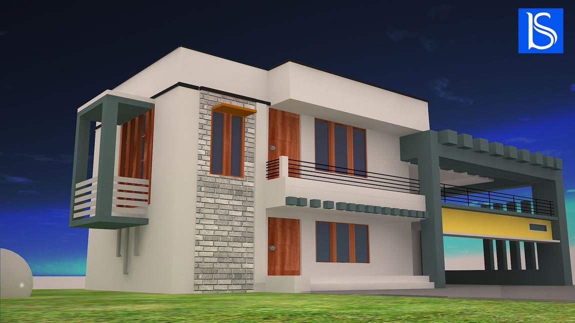 Bhumik Suthar - Extriyal House