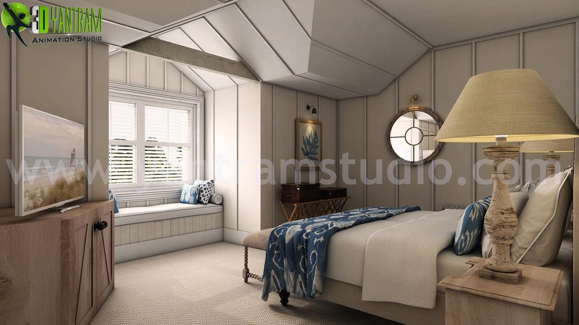 Yantram Studio - Bedroom Design Ideas, Pictures, and Inspiration by Yantram Interior Design Firms - San Francisco, USA