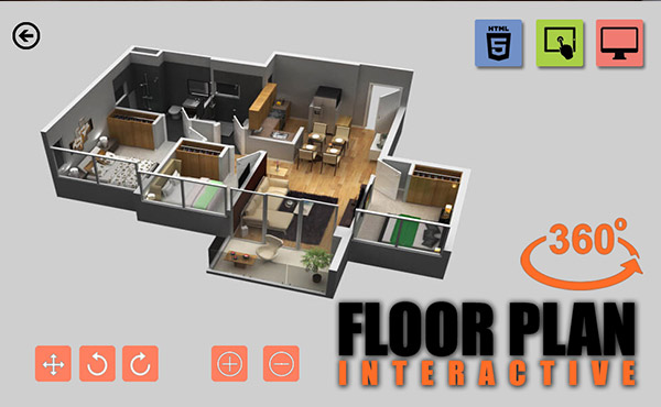 Yantram Studio - Virtual Reality Floor Plan By Yantram virtual reality studio New York, USA