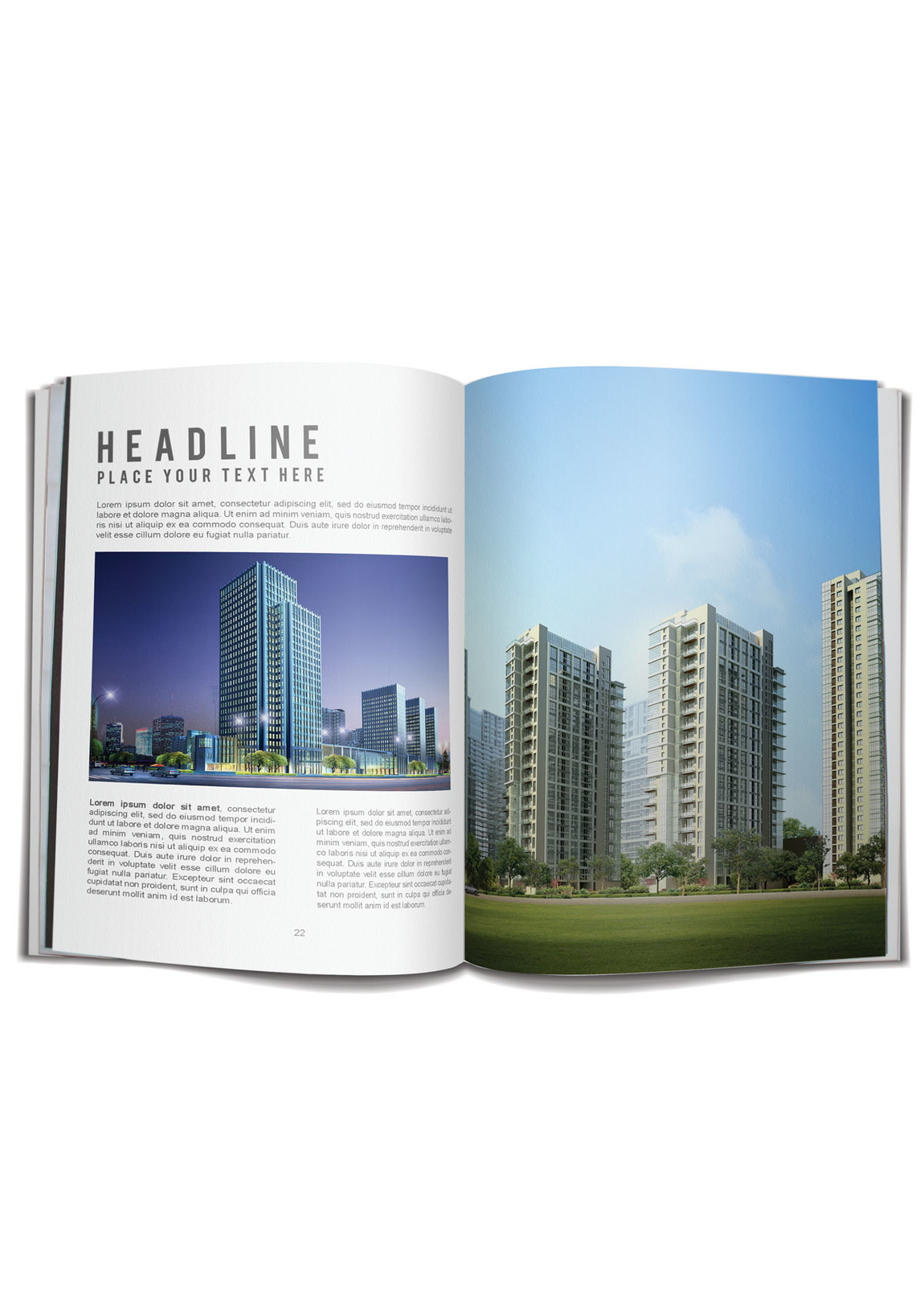 Yantram Studio - Real Estate Booklet Ideas By Real Estate Digital Branding Agency - New York, USA