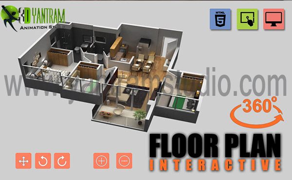 Yantram Studio - Virtual Reality Floorplan By Yantram Development- Manchester, UK